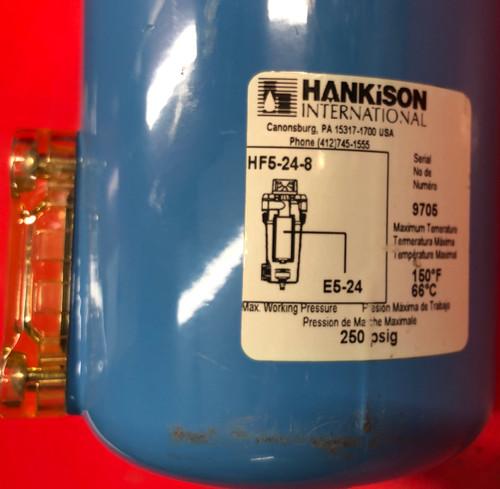 HankiSon HF5-24-8-E5-24 Oil Removal Filter