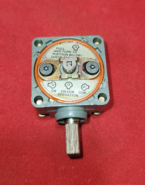 Eaton E50DR1 Limit Switch Component, Side Rotary, Standard Spring