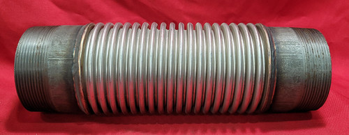 """Ribbed Flex Exhaust Pipe 15"""""""