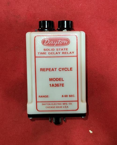 Dayton 1A367E Time Delay Relay