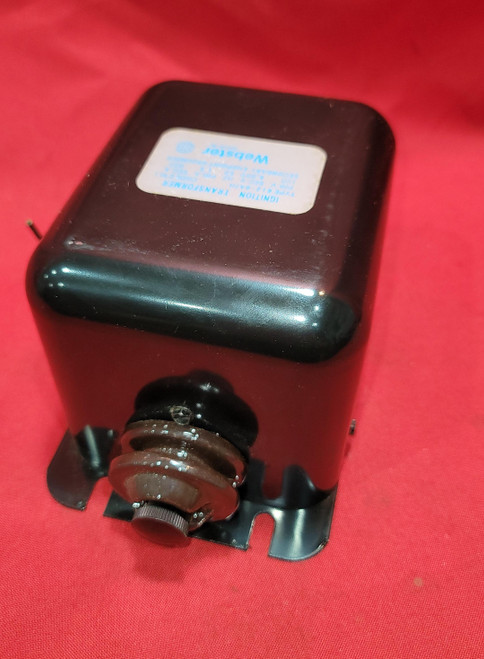 Webster 612-6A7H Ignition Transformer