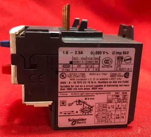 Telemecanique JISC8201-4-1 Contactor