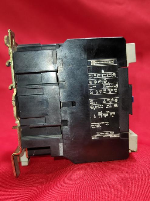 Telemecanique LC1 D40 11 Magnetic Contactor
