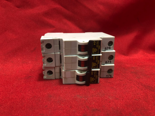 AEG Elfa E81 C4 Circuit Breaker