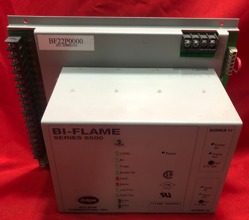 Eclipse BF22P000 Bi-Flame Monitoring System