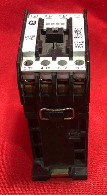 General Electric CR7ZB-10 Contactor