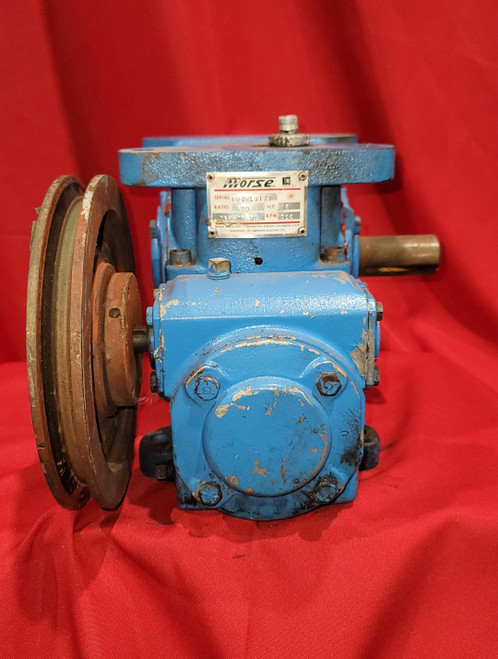Morse 35W-DB RL Worm Gear Reducer