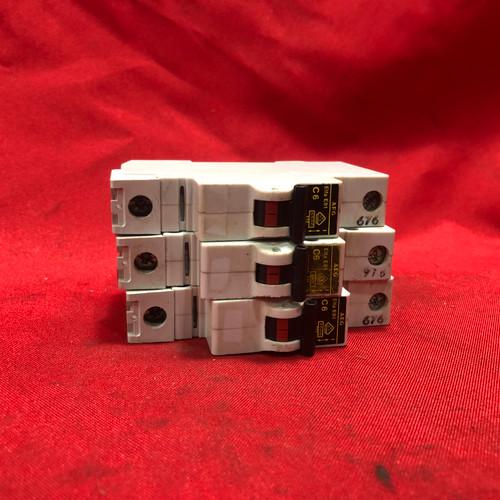 AEG Elfa E81 C6 Circuit Breaker