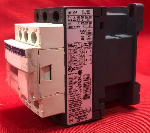 Telemecanique LC1D09 Magnetic Contactor
