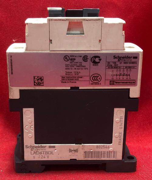 Schneider Electric CAD32BD Control Relay