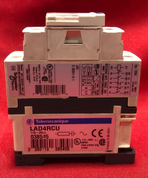 Telemecanique CAD32 Control Relay