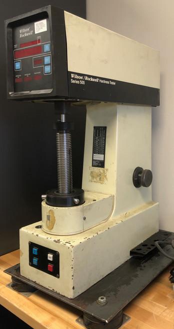 Wilson/Rockwell B533-R Hardness Tester 500 Series