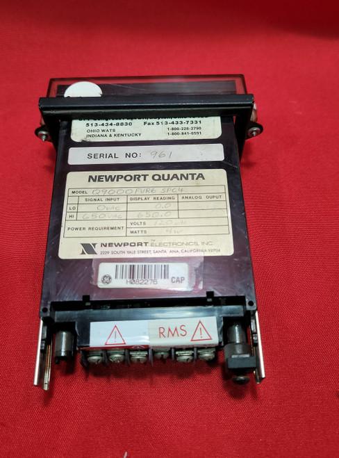 Newport Quanta Q9000FVR6 Digital Indicator/Controller
