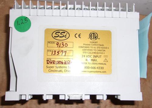 SSI 9130 Programmable Temperature Controller