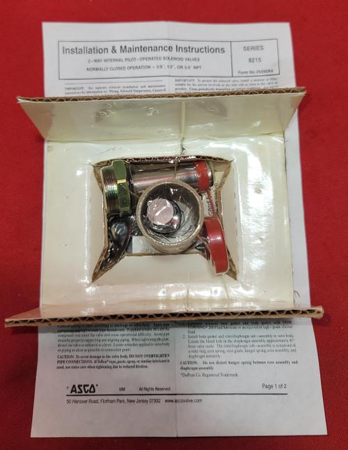 Asco Redhat 302350 Valve Rebuild Kit