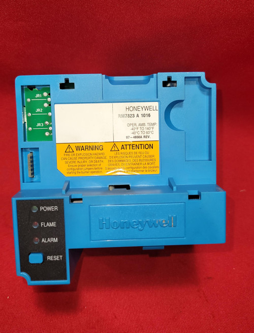 Honeywell RM7823 A 1016 Primary Flame Switch Burner Control