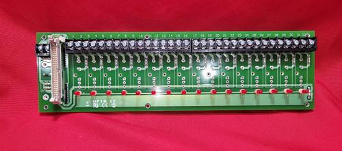 Opto 22 PB16H Mounting Rack, Standard, Digital, w Header Connector