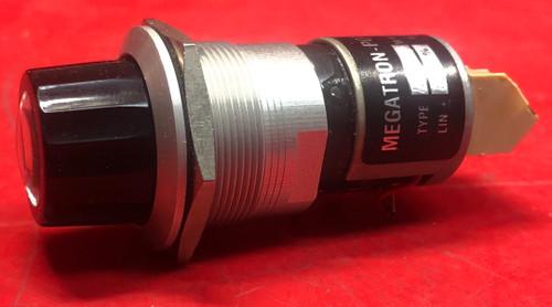 Megatron MD2204 Multiturn Rotary Potentiometer