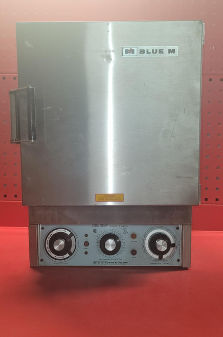 Blue M OV-12A  Stabil-Therm Gravity Oven (500°F Max)
