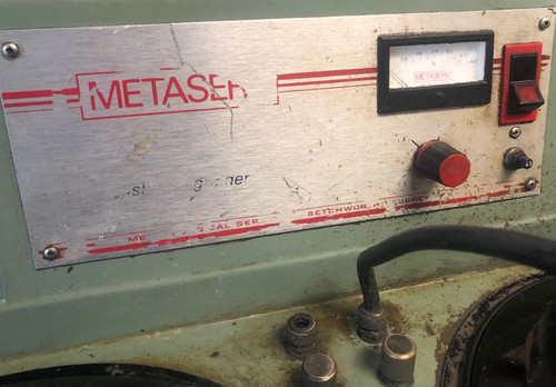 Metallurgical Services C2348B Grinding/Polishing Machine