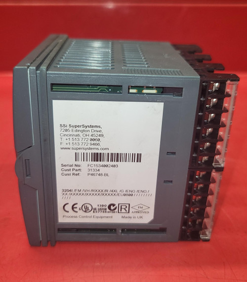 SSI Super Systems Series 3 Hi-Limit Controller - PN: 31334