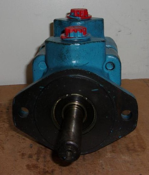 "Eaton Vickers 1"" Keyed Double Vane Pump with 35gpm/11gpm Flow Rate"