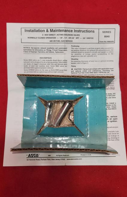 ASCO RedHat 314692 Solenoid Valve Repair Kit