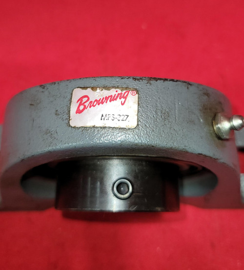 Browning MPS-327 Pillow Block Bearing
