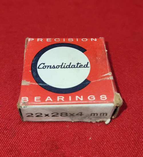 Consolidated Bearings 22x28x4mm Oil Seal