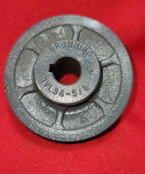 Browning 1VL34-5/8 1 Groove V-belt Sheave
