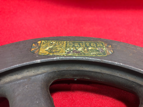 """Dayton 9"""" V-Belt Pulley"""