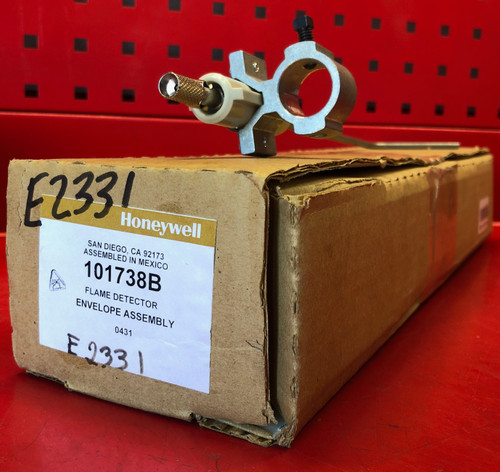 Honeywell 101738B Flame Detector Assembly