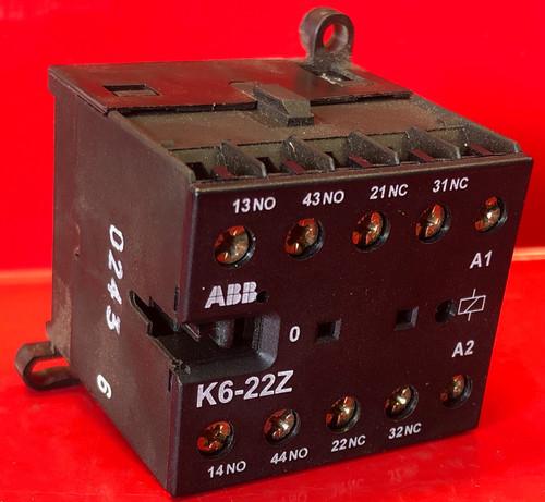 ABB K622-1 Control Relay