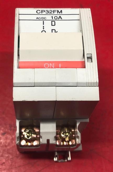 Fuji Electric CP32FM/10 Circuit Protector