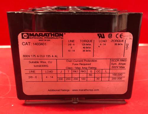 Marathon 1403401 Power Distribution Block