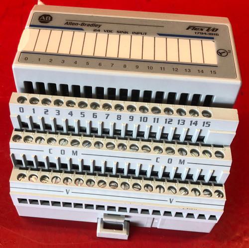 Allen Bradley 1794-1B16 Flex I/O Input Module