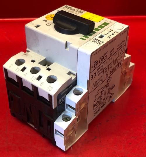 Klockner Moeller PKZM0-10 Circuit Breaker