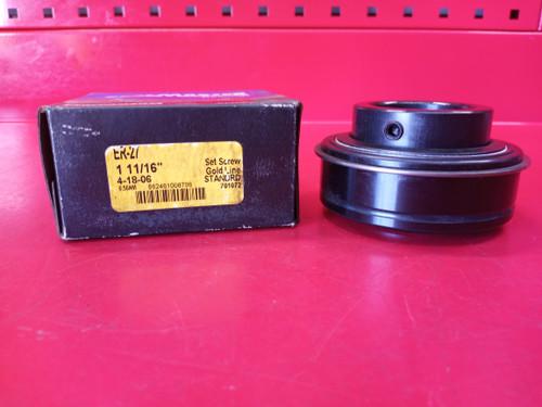 """SealMaster ER-27 1 11/16"""" Insert Ball Bearing"""