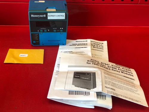 Honeywell RM7895A1014 Automatic Programming Control