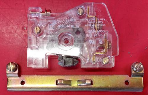 Schneider Electric 9999SX6 Series B Electrical Interlock