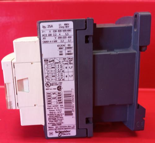 Telemecanique LC1D09B7 Contactor