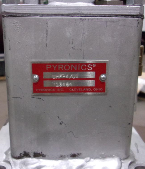 Pyronics UHF-4 Radiant Tube Burner