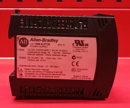 Allen Bradley 1606-XLP72E Power Supply