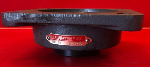 Sealmaster MSF-27 1 11/16 4-Bolt Flange Bearing with Ball Bearing Insert