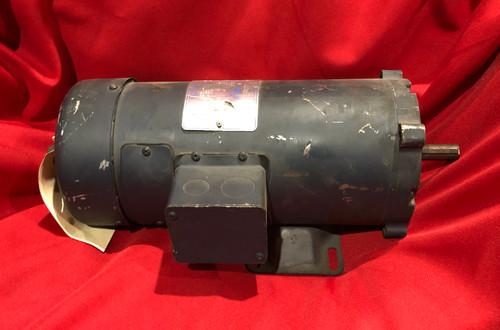 Leeson 1 Hp 180 VDC 1750 RPM Motor C4D17FK6G