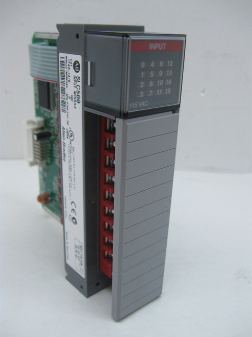Allen Bradley 1746-1A16 Series D Input Module - SLC500