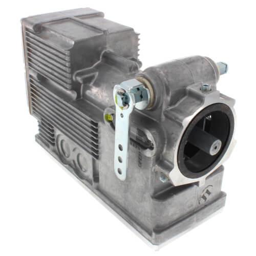 Asco AH2E112A4 Fast Opening Hydramotor Actuator, Damper Shaft & Arm
