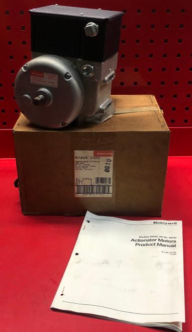 Honeywell M740A1020 Actionator Motor