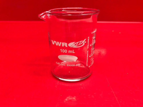 VWR® Low Form Griffin Beakers 250ml 8900-204 12 per box