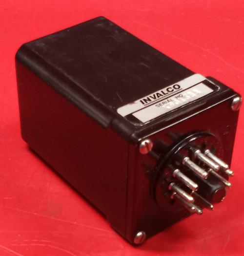 INVALCO 81001848 Model 9450 Leveltronic Control Unit